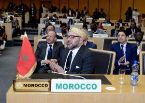 عودة المغرب إلى الاتحاد الإفريقيـ3