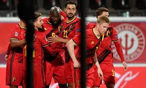 منتخا إيطاليا وبلجيكا ـ2