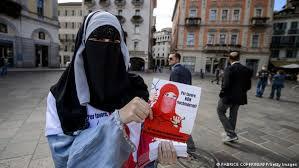 استفتاء السويسري على حظر تغطية الوجه 2