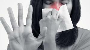 الصداع والتهاب الحلق وسيلان الأنف ـ1