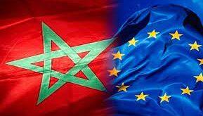 المغرب الاتحاد الأوروبي